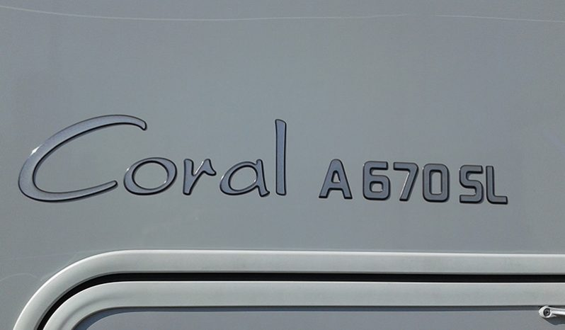 ADRIA CORAL A 670 SL full