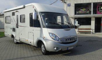 HYMER S KLASA B655 SL full